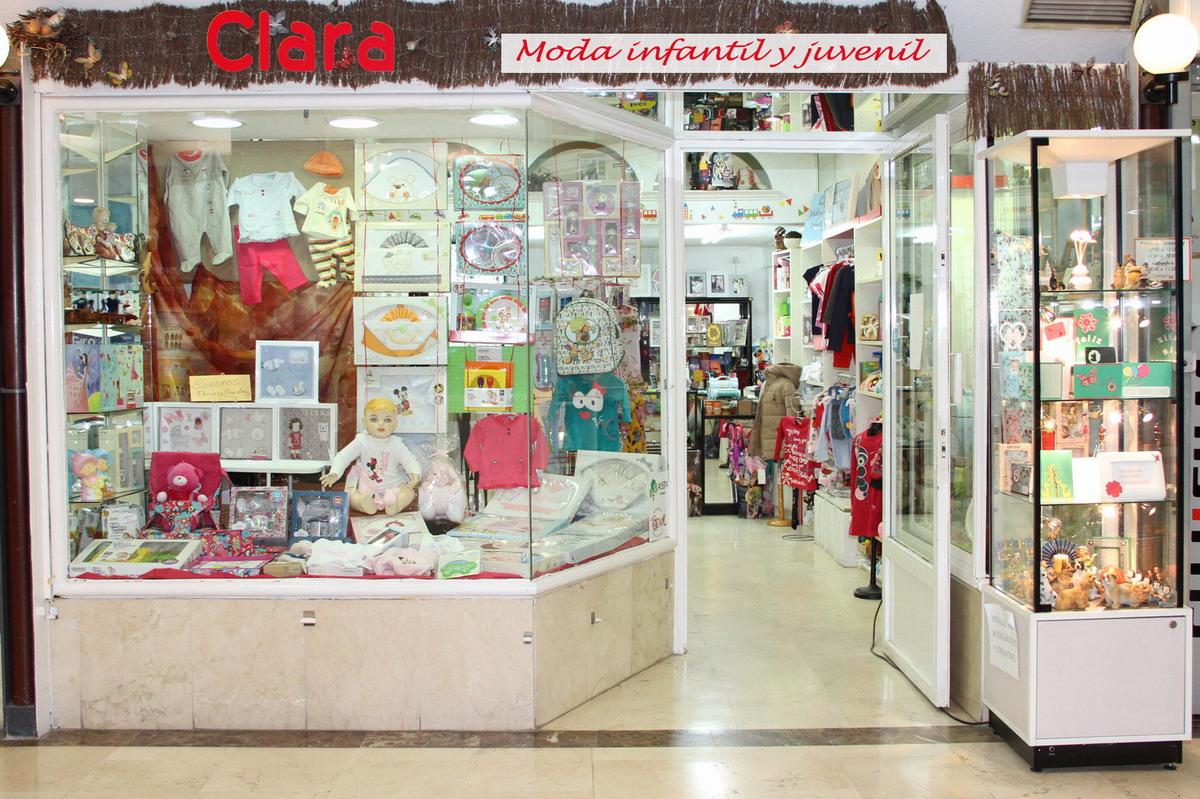 CLARA MODA INFANTIL